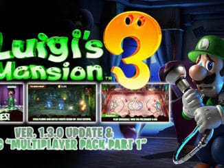 Luigi's Mansion 3 – Multiplayer DLC Pack 1 Live