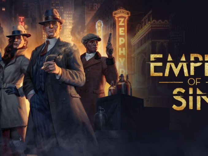 Release - Empire of Sin