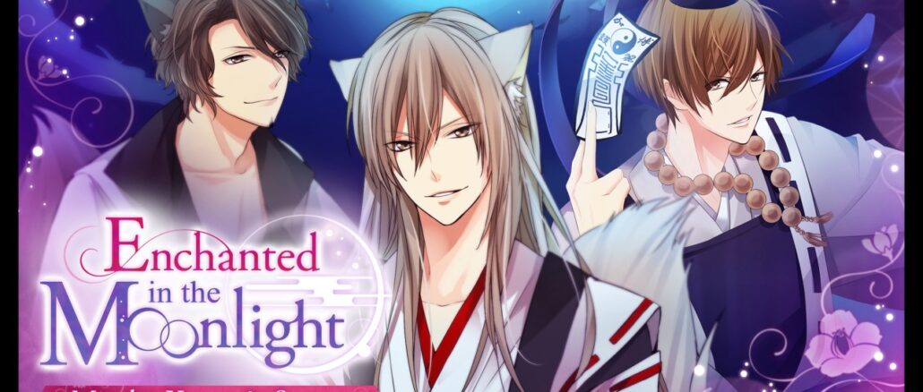 Enchanted in the Moonlight – Miyabi, Kyoga & Samon –