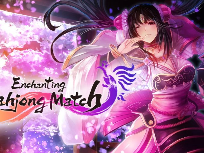 Release - Enchanting Mahjong Match
