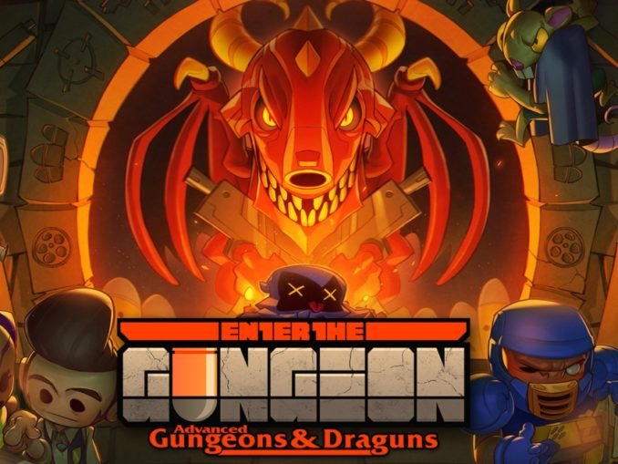Release - Enter the Gungeon