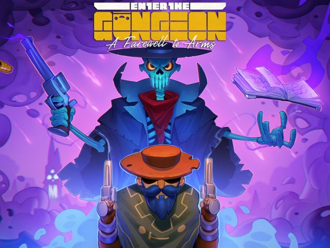 Nieuws - Enter The Gungeon: A Farewell To Arms Update – 5 April