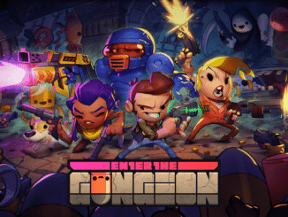 Enter the Gungeon – physical release