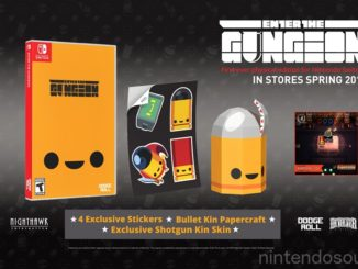 Enter The Gungeon – Physical Release delayed
