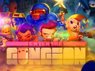 Enter The Gungeon – Special Reserve Games fysieke editie pre-orders 20 Augustus