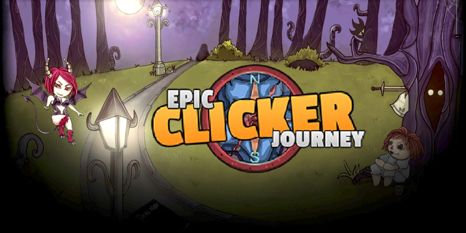 Epic Clicker Journey