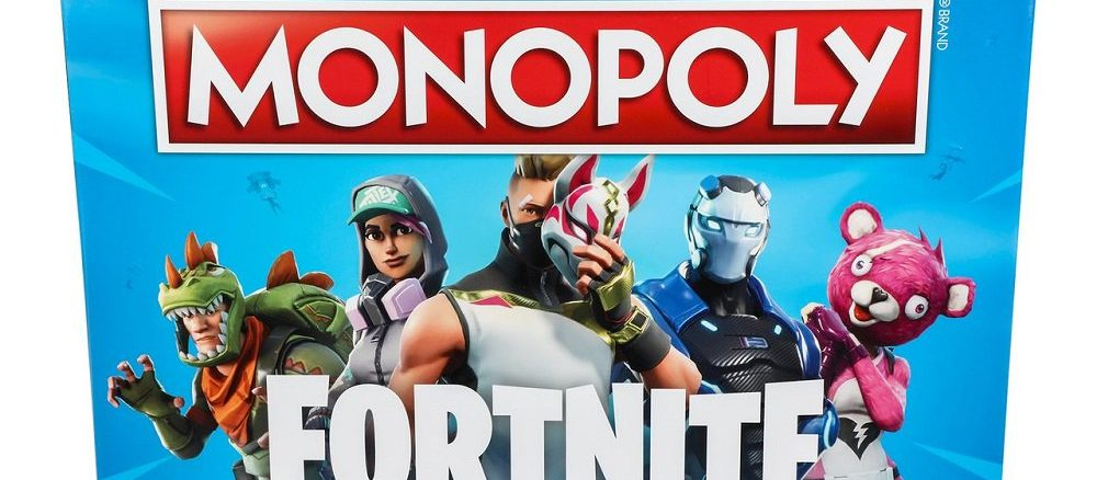 Epic Games bevestigd Fortnite Monopoly