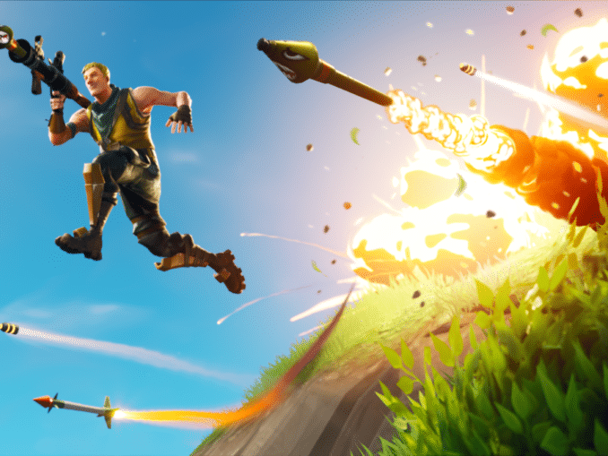 News - Epic Games waarde is $8 miljard dankzij Fortnite