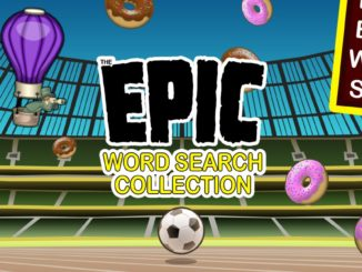 Release - Epic Word Search Collection