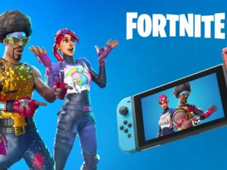 Epic's Fortnite; Gyro/Motion controls added
