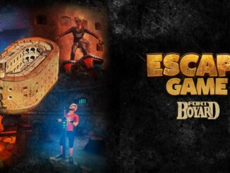 Release - Escape Game Fort Boyard