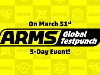 News - eShop: ARMS Global Testpunch available