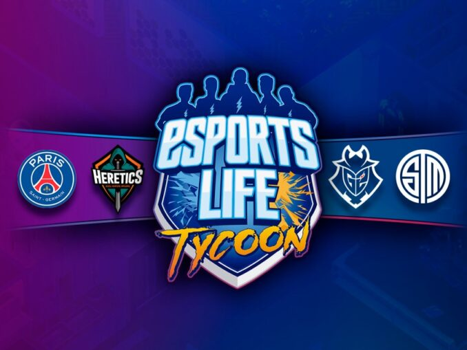 Release - Esports Life Tycoon