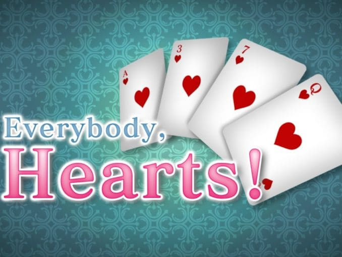 Release - Everybody, Hearts!