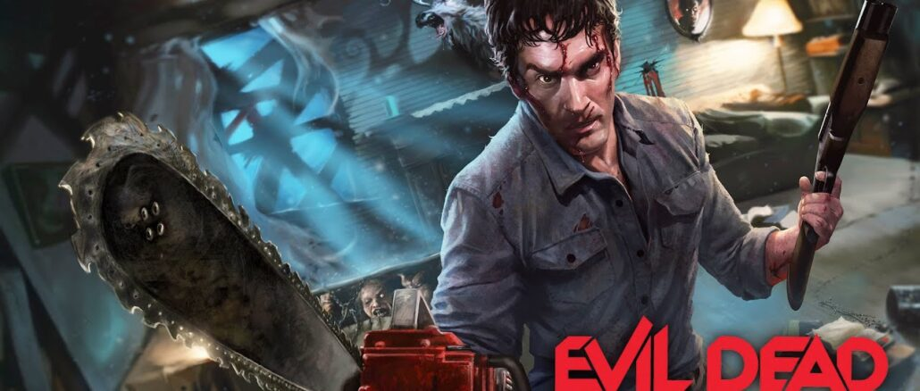 Evil Dead: The Game komt in 2021