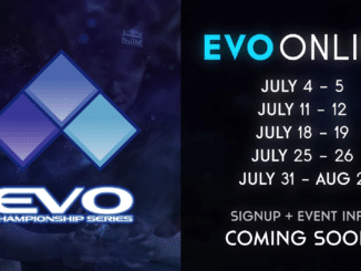 EVO Online, but Super Smash Bros Ultimate isn't present?