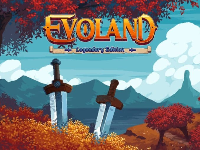 Release - Evoland Legendary Edition