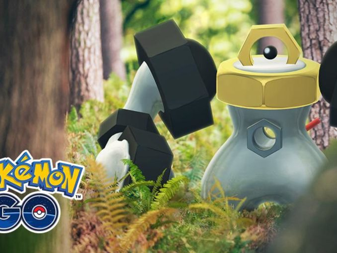 News - Evolution of mythical Pokémon Meltan