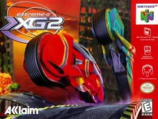 Release - Extreme-G 2