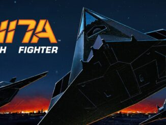 F-117A Stealth Fighter