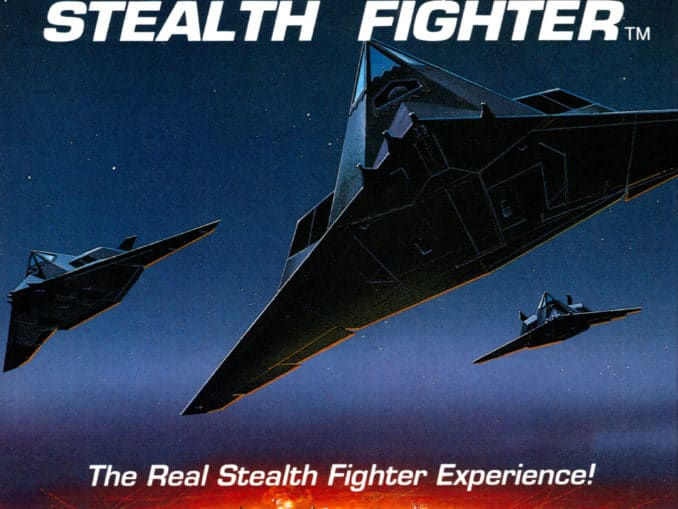 Release - F-117A Stealth Fighter