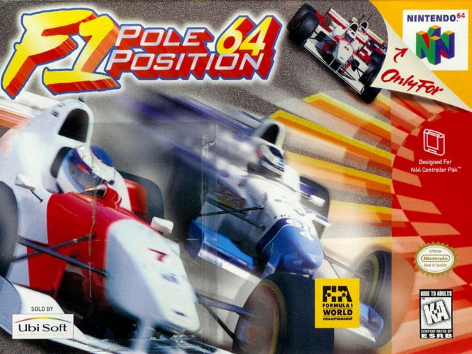 Release - F1 Pole Position 64
