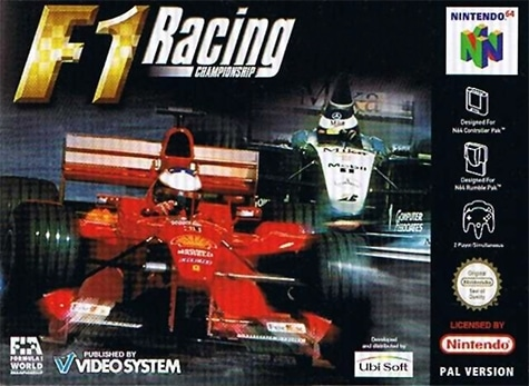 Release - F1 Racing Championship