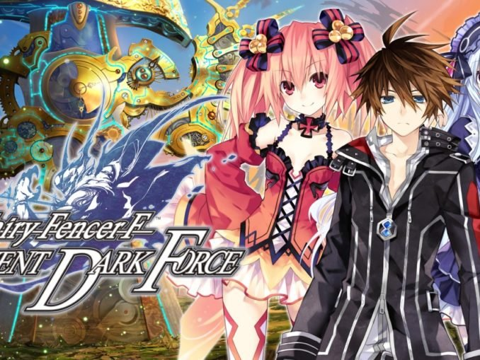 Release - Fairy Fencer F Advent Dark Force
