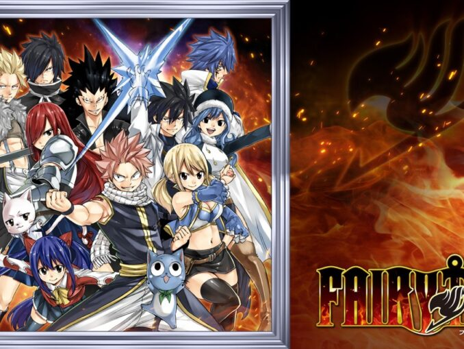 Release - FAIRY TAIL