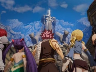 Fairy Tail – Battle Scene and Magic Gallery Gameplay