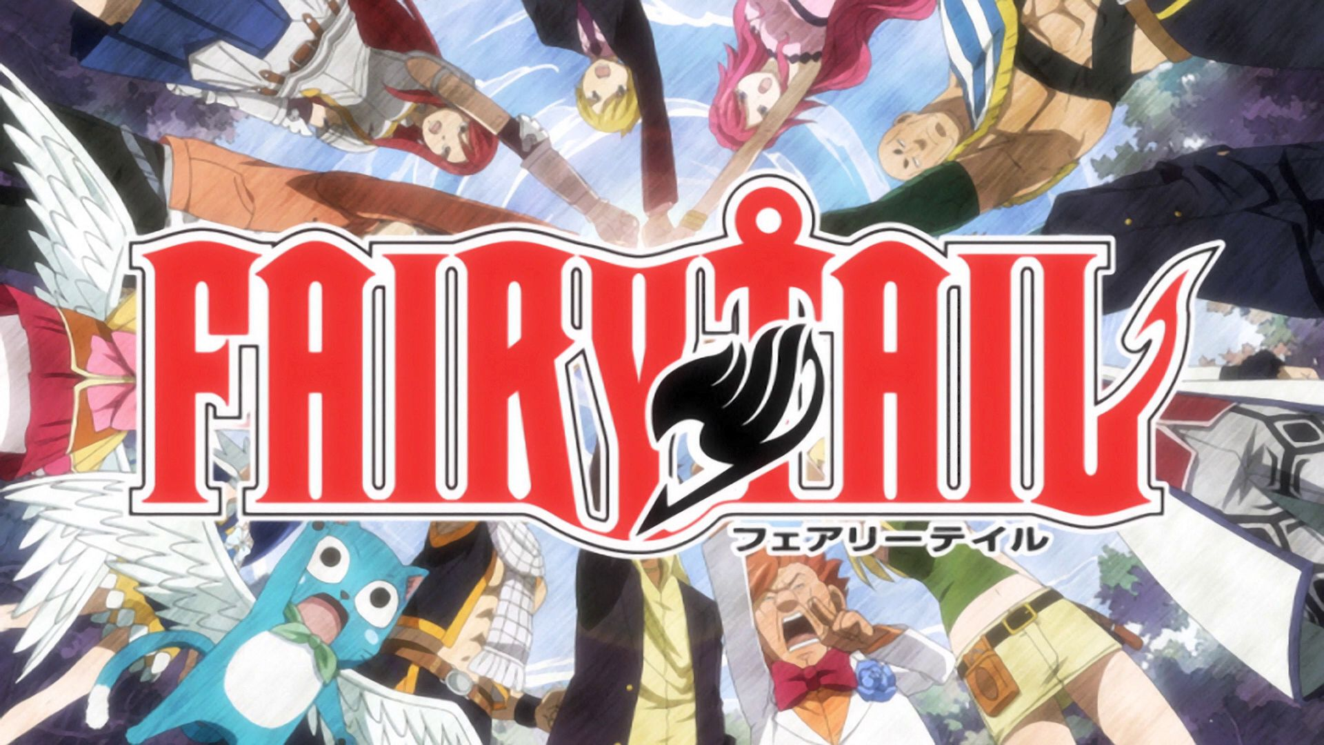 FAIRY TAIL – Nieuwe Special Trailer