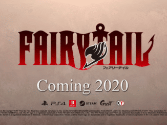Fairy Tail – Paris Games Week 2019 trailer