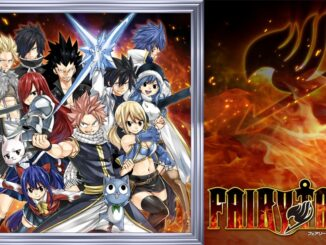 FAIRY TAIL – Second Promo Video + Release Date Trailer