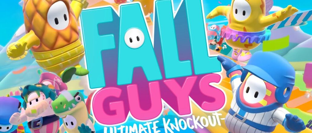 Fall Guys Steam-datamine toont Nintendo Switch SDK-ondersteuning