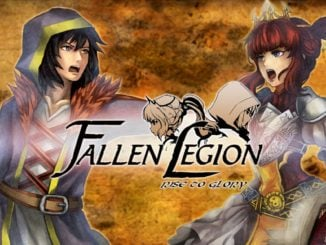 Release - Fallen Legion: Rise to Glory