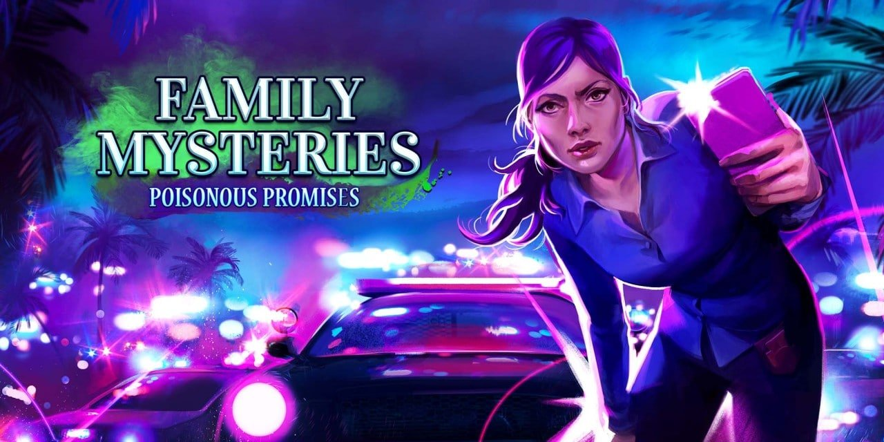 Family Mysteries: Poisonous Promises