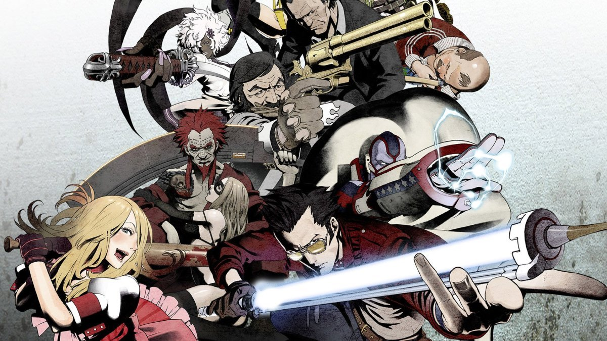 Famitsu scored Travis Strikes Again: No More Heroes