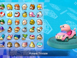 News - Fan Mod – Kirby, Samus, and Pirahna Plant added to Mario Kart 8 Deluxe