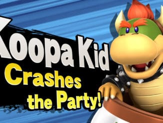 Fan Mod – Koopa Kid added as playable fighter to Super Smash Bros Ultimate
