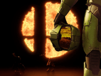 Fan Mod – Master Chief in Super Smash Bros. Ultimate