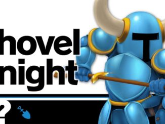 Fan Mod – Shovel Knight added as fighter in Super Smash Bros. Ultimate