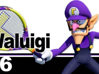 Fan Mod – Waluigi and Shadow playable fighters Super Smash Bros. Ultimate