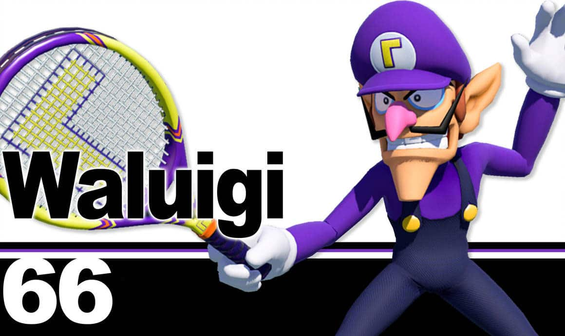 Fan Mod - Waluigi and Shadow playable fighters Super Smash