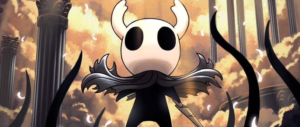 Fangamer – Hollow Knight Physical Editions now include Godmaster DLC