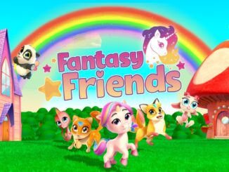 Release - Fantasy Friends