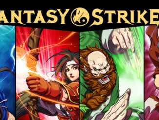 Fantasy Strike – 3 Minutes of gameplay