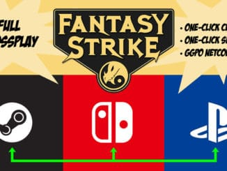 Fantasy Strike – Crossplay met PS4 en Steam