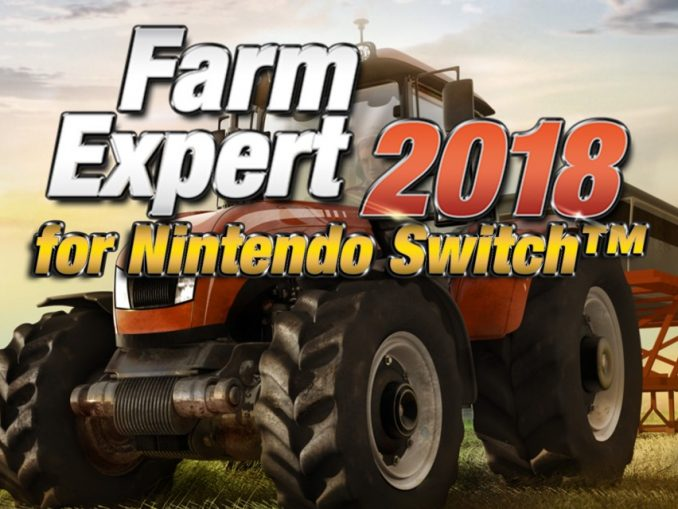 Release - Farm Expert 2018 for Nintendo Switch™