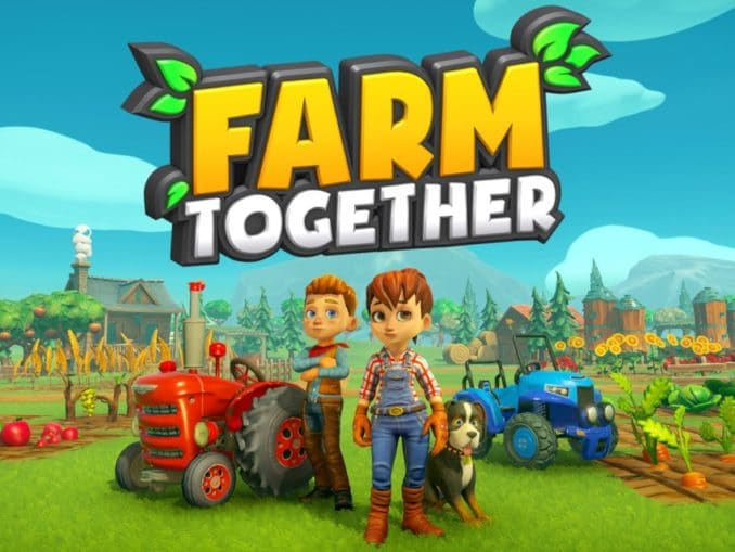 Release - Farm Together