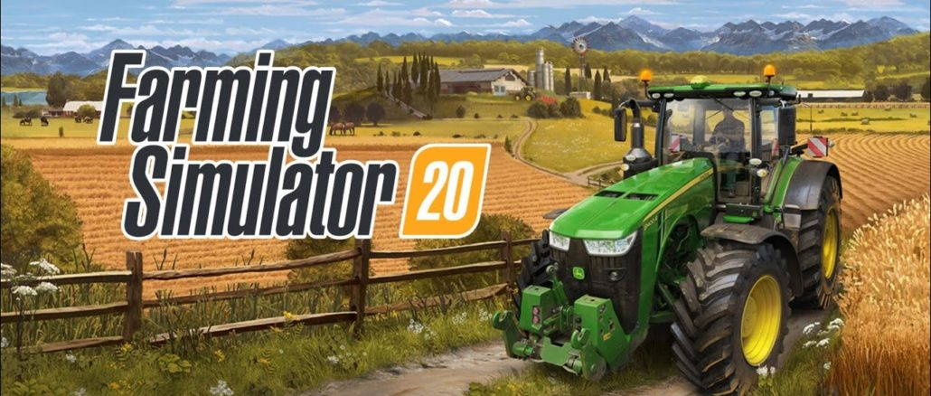 Farming Simulator 20 – Gotta Farm'em All